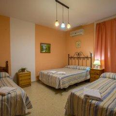 Отель Pensión Javier 2* Стандартный номер с различными типами кроватей фото 9