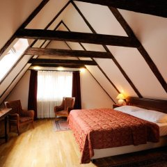 Отель The Charles 4* Стандартный номер с разными типами кроватей фото 18