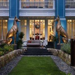 Отель JW Marriott Phu Quoc Emerald Bay Resort & Spa 5* Стандартный номер с различными типами кроватей фото 6