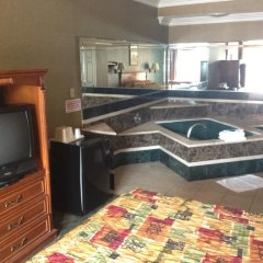 Отель Crystal Inn Suites & Spas 2* Стандартный номер с различными типами кроватей фото 3