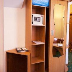 Гостиница Максима Заря 3* Стандартный номер разные типы кроватей фото 24