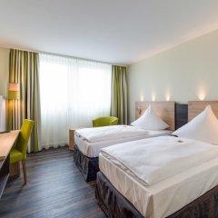 NOVINA HOTEL Wöhrdersee Nürnberg City 4* Номер Комфорт с различными типами кроватей фото 3