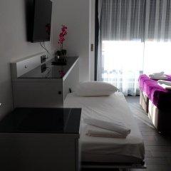 Mert Hotel Номер Делюкс с различными типами кроватей фото 7