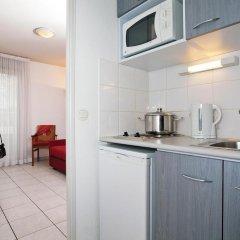 Отель Séjours & Affaires Lyon Park Lane 2* Студия с различными типами кроватей фото 4