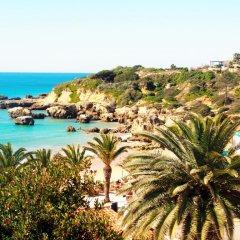 Отель Apartamentos Borda D´Agua пляж фото 2