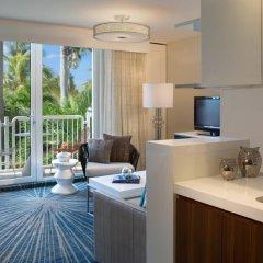 Отель Renaissance Aruba Resort & Casino 4* Люкс с различными типами кроватей фото 5