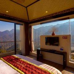 Phuong Nam Mountain View Hotel 3* Номер Делюкс с различными типами кроватей фото 8