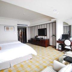 Shan Dong Hotel 4* Люкс повышенной комфортности с различными типами кроватей фото 3