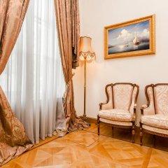 Гостиница Петровский Путевой Дворец 5* Улучшенные апартаменты с разными типами кроватей фото 6