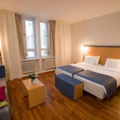 Original Sokos Hotel Helsinki 3* Стандартный номер с разными типами кроватей фото 4