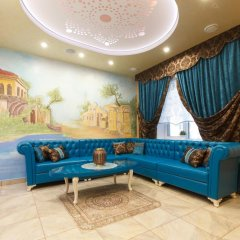 Мини-отель Бархат Представительский люкс разные типы кроватей фото 6