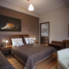 Отель Ambrosia Suites & Aparts 3* Стандартный номер с двуспальной кроватью фото 3