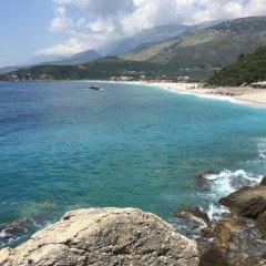 Отель Mare Bed & Breakfast Himara пляж