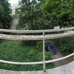 Апартаменты Studio Apartments балкон