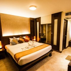 Отель Samui Sense Beach Resort 4* Улучшенный номер с различными типами кроватей