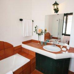 Отель Quinta Da Praia Das Fontes 4* Стандартный номер с различными типами кроватей фото 5