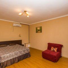 Гостиница Пальма 2* Улучшенный номер разные типы кроватей фото 5