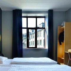 Zleep Hotel Copenhagen City 3* Номер категории Эконом с двуспальной кроватью