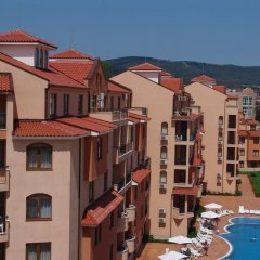 Отель Kasandra Солнечный берег балкон