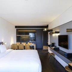 GLAD Hotel Yeouido 4* Стандартный номер с различными типами кроватей фото 10