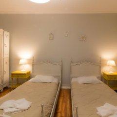 Lisboa Central Hostel Стандартный номер с различными типами кроватей фото 7