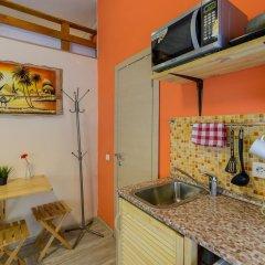 Гостиница Inn Merion 3* Студия с различными типами кроватей фото 8