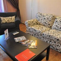 Апартаменты Four Squares Apartments Polyanka Студия фото 8