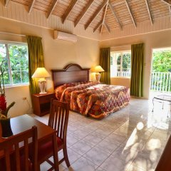 Отель Tropical Lagoon Resort комната для гостей фото 5