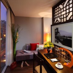 Silverland Sakyo Hotel & Spa 4* Номер Делюкс фото 24
