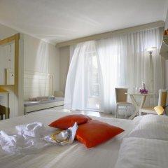 Отель Acrotel Athena Pallas Village 5* Улучшенный номер разные типы кроватей фото 6