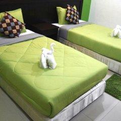 Отель Thana Patong Guesthouse с домашними животными