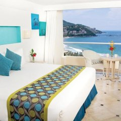 Отель Sunscape Dorado Pacifico Ixtapa Resort & Spa - Все включено 4* Стандартный номер с различными типами кроватей фото 4