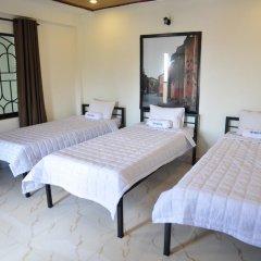 Tipi Hostel Кровать в общем номере фото 7