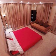 Гостиница Майкоп Сити Улучшенный номер с различными типами кроватей фото 6