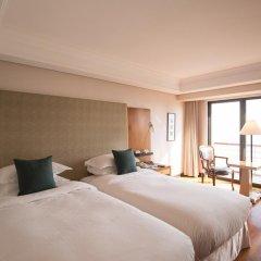 Отель Sheraton Grande Walkerhill Номер Делюкс с различными типами кроватей фото 6
