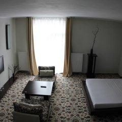 Гостиница Блюз Студия разные типы кроватей фото 4