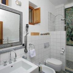 Отель Melenos Lindos Exclusive Suites and Villas ванная