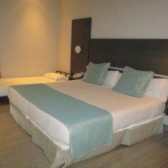 Отель Ciudad De Ponferrada Понферрада комната для гостей фото 5