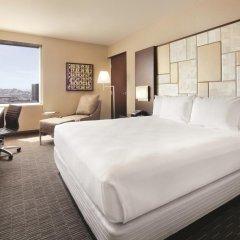 Отель Hilton San Francisco Union Square 4* Улучшенный номер с различными типами кроватей