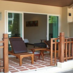 Отель The Heritage Pattaya Beach Resort балкон