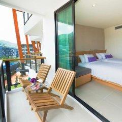 Отель The Lunar Patong 3* Номер Делюкс с двуспальной кроватью