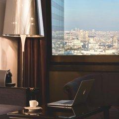 Отель Pullman Paris Montparnasse 4* Стандартный номер с различными типами кроватей фото 3