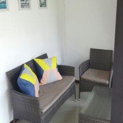 Отель Khung Wimarn Beach Home Стандартный номер с различными типами кроватей фото 4