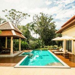 Отель Lake View Baan Bua Villas by Railand бассейн