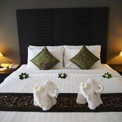 Отель Samaya Bura Beach Resort - Koh Samui 3* Улучшенный номер с различными типами кроватей фото 5