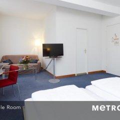 Metropole Easy City Hotel 3* Стандартный номер с двуспальной кроватью фото 4