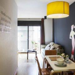 Апартаменты AinB Eixample-Entenza Apartments Апартаменты с различными типами кроватей фото 6