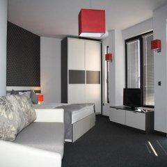 Отель Gran Via комната для гостей фото 2