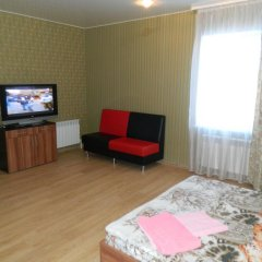 Мини-Отель Веселый Соловей Номер Комфорт с различными типами кроватей фото 5