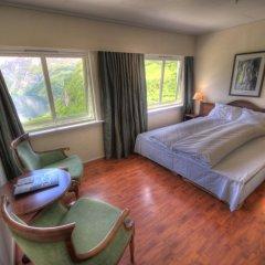 Отель Hotell Utsikten Geiranger - by Classic Norway 2* Стандартный номер с двуспальной кроватью фото 9